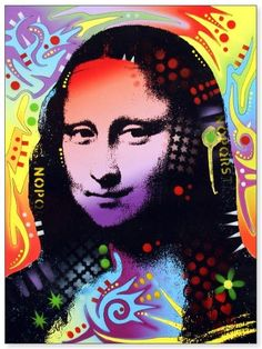 0207 [Dean Russo] Mona Lisa 2More Pins Like This At FOSTERGINGER @ Pinterest