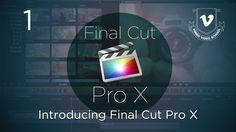 #FCPX beginner course by Vimeo Video School www.motionvfx.com/B4073 #FinalCutProX #VideoEditing #DSLR #Apple #Mac #MotionGraphics
