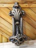 Cast Iron Door Knocker - Vintage Celtic