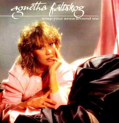 "Le 3 juin 1983, L'album solo d'Agnetha ""Wrap Your Arms Around Me"" sortait en Angleterre"