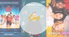 Cine | Rompe Ralph, La cita perfecta, Alguien especial Netflix, Perfect Date, Dating, Family Guy, Guys, Truths, Author, Movies, Quotes