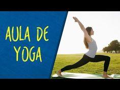 Diminuir o Estresse e Controlar a Ansiedade - Aula de Yoga para Diminuir o Estresse - YouTube