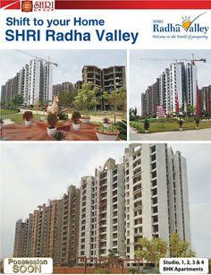 #SHRI Group Shift to your home SHRI Radha Valley