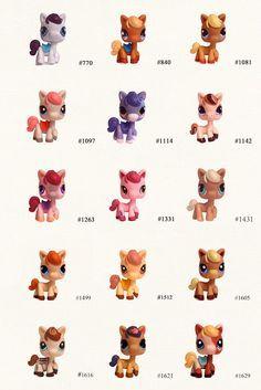 Nicole`s LPS blog - Littlest Pet Shop: Pets: Horse