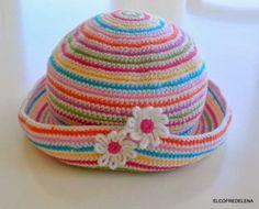 Crochet desde El Tabo.: Gorros, Gorros y más Gorros ¡¡