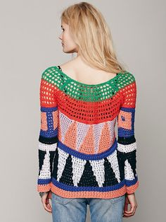 Pullover at Free People