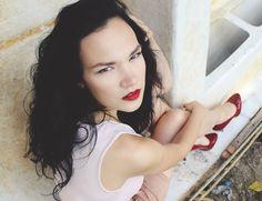 model, european, woman, look, make up, photo, fashion photo, brunette, portrait