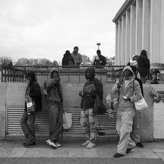 Fari Bahi. Paris, France, 2009.