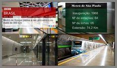 Pregopontocom @ Tudo: Metrô de São Paulo é o pior entre as grandes cidad...  Metrô de São Paulo é o pior entre as grandes cidades do mundo: Entenda o motivo