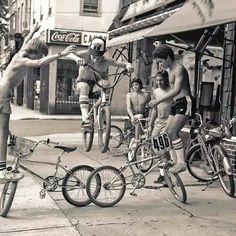Old School BMX Skills