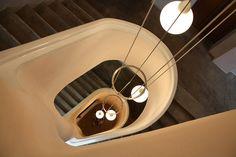 Rudolf Steiner House from 'richardr' flickr stream #architecture #stairs