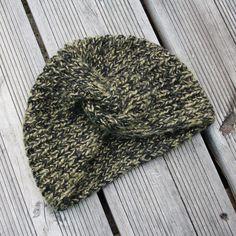 Huguette paillette Tuto turban