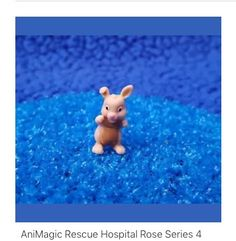 Animagic Rescue Hospital Series 4 - Rose the Bunny