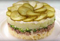 Представляем вам рецепт салата, очень похожего на оливье. Готовить мы его будем слоями. Получается такой салат вкусный и красивый.Это идеальное блюдо для новогоднего стола. Ваши гости непременно оценят...