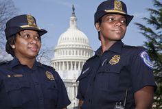 American Women Police Officers | Milestone promotions for the US Capitol Police - Salon.com