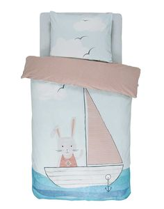 COVERS & CO Ahoy Blauw