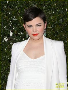 Ginnifer Goodwin & Josh Dallas Step Out for John Varvatos' Stuart House Benefit