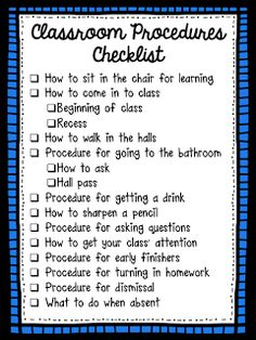What the Teacher Wants!: Classroom Management for the 1st Days of School