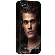 802795989 Vampire Diaries&Trade; Stefan Portrait Iphone Case from Warner Bros.:  Exclusively ours, this