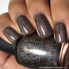 OPI My Private Jet Addicted to Polish nailpolishideas Opi Nail Colors, Pedicure Colors, Manicure Y Pedicure, Fall Pedicure, Pedicure Ideas, Pedicures, Nail Colors For Fall, Winter Colors, Fancy Nails