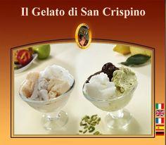 San Crispino Gelato  Try the hazelnut meringue flavour.  (amazingly retro website)