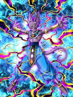 Bills Dios De La Destruccion Universo 6