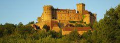 Château de Castelnau-Bretenoux, XIIe, XVIIe siècle.
