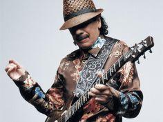 July 20, 2017: Today is Carlos Santana's 70th birthday. Happy birthday, Carlos!  #CarlosSantana