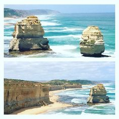 12 apostles looking East - really truly amazing. Life is good and our world and piece of it is amazing! #12apostles #greatoceanroad #familyroadtrip #crapfamilyholiday by madcssleepware http://ift.tt/1ijk11S