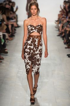 Michael Kors Spring 2014 RTW - Review - Fashion Week - Runway, Fashion Shows and Collections - Vogue