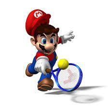 Mario Power Tennis - Mario and Luigi Photo - Fanpop fanclubs Mario Und Luigi, Mario Bros., Mario Kart, Super Mario Brothers, Super Mario Bros, Tennis Shop, Tennis Live, Play Tennis, Tennis Photos