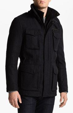 Black Friday deal: Wool jacket.