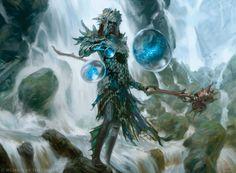 Guardians of the Galaxy Magic The Gathering Cards Set Manaleak Fantasy Races, Fantasy Art, High Fantasy, Medusa Art, Medusa Gorgon, Science Fiction, Mtg Art, Concept Art World, Fantasy Setting