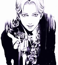 """Johan Liebert is the titular character in """"Monster"""". His attractive appearance and gentle manner hides a vicious and cold-blooded killer."""
