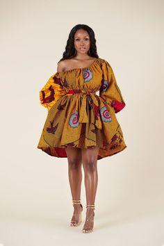 African Fashion Ankara, Latest African Fashion Dresses, African Print Fashion, Africa Fashion, Tribal Fashion, Short African Dresses, African Print Dresses, Short Dresses, African Attire