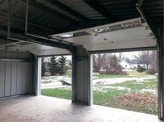 sheet buildings corrugated prefabricated cabin metal garages garage prefab pin