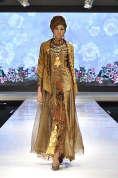 Fomalhaut Zamel, Fall-Winter 2013, Jakarta, Womenswear