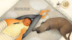 Babymoon + A Conversation with Juana Martinez-Neal New Sibling, Children's Book Illustration, Illustrations, Book Writer, Nice To Meet, Nursery Rhymes, I Fall In Love, How To Fall Asleep, Cuddling