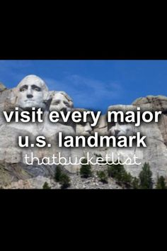 See photos of U. landmarks and national park photos and pictures of culture, history, and travel from National Geographic. Oh The Places You'll Go, Places To Travel, Places To Visit, Travel Destinations, Bucket List Before I Die, On The Road Again, Life List, To Infinity And Beyond, Adventure Is Out There