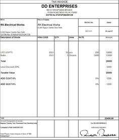 Lodge Bill Format In Word 8 Hotel Bill Invoice Format