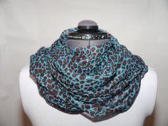 Bomullsscarf aquamarin 129:- @ http://decult.se/store/products/bomullsscarf-aquamarin