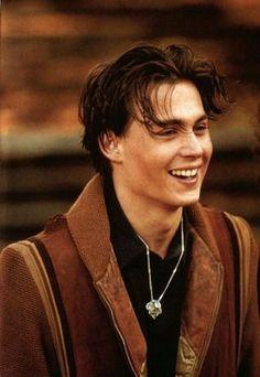 Johnny Depp as Tom Hanson on We Heart It Junger Johnny Depp, Johnny Depp Pictures, Young Johnny Depp, Johnny Depp Movies, Jonny Deep, 21 Jump Street, Drew Barrymore 90s, Celebs, Celebrities