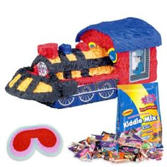 Train Pinata Kit