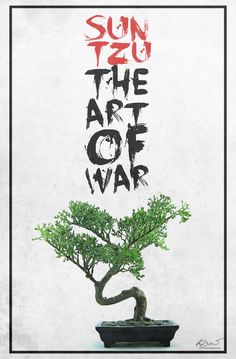 "Sun Tsu's ""The Art of War"" - Book Cover Redesign"