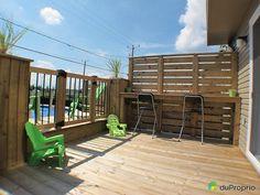 Résultats de recherche d'images pour « comptoir patio » Redneck Pool, Pool Decks, Outdoor Living, Outdoor Decor, Home And Garden, Backyard, Exterior, Landscape, Images