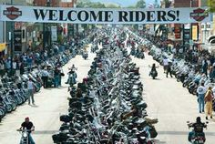 Bike week. Sturgis, SD.