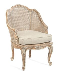 Occasional Cane Chair - Accent Chairs - Chairs - Seating - Furniture