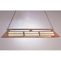Dover Pool Table Light - H-RKO-3D-