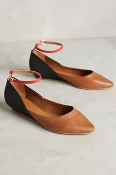 Lien.Do by Seychelles Cordoba Mini Wedges - anthropologie.com