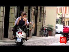 Milan: Motorcycles as Fashion!